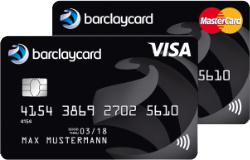 Barclaycard Platinum Double Kreditkarten