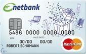 netbank MasterCard Classic Kreditkarte