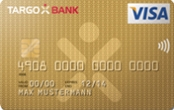 TARGOBANK Gold Kreditkarte