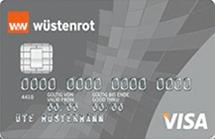 Wüstenrot Visa Classic Kreditkarte