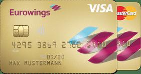 Eurowings Kreditkarten Gold