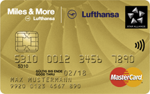 Miles & More Credit Card Gold World