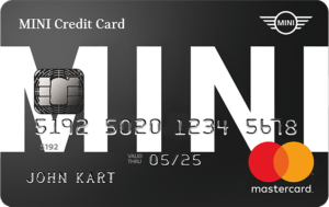 MINI Credit Card Basic Kreditkarte