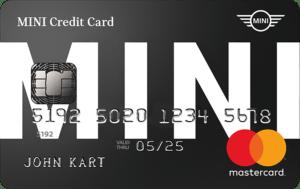 MINI Credit Card Basic Kreditkarte