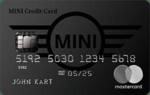 MINI Credit Card Special Kreditkarte