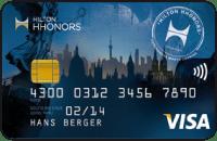 Hilton Honors Kreditkarte
