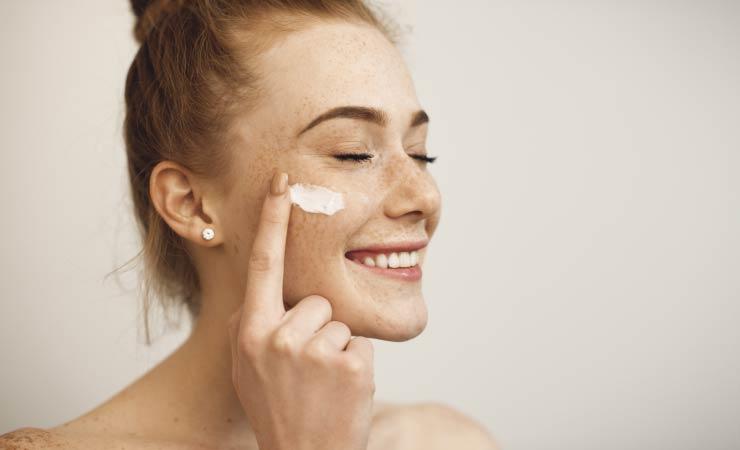 Die richtige Hautpflege: Worauf achten?