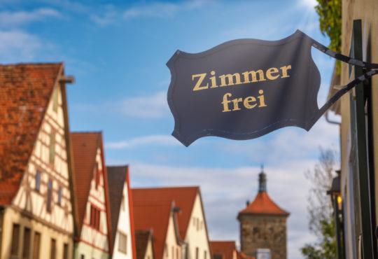 Reisen in Corona-Zeiten: Großer Andrang auf Deutschlands Ferienunterkünfte