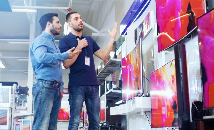 Tipps für die Suche nach dem passenden Fernsehgerät
