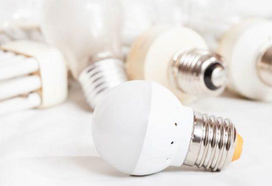 Von der Halogen- zur LED-Lampe