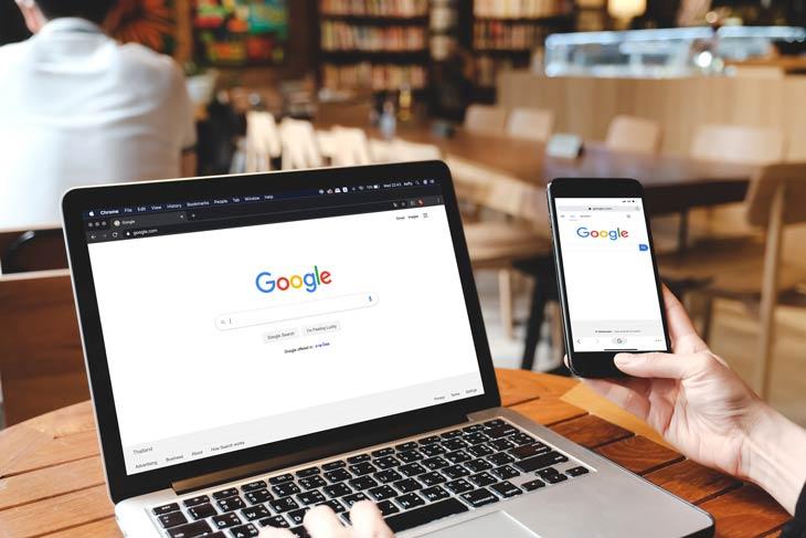 Blog-Themen bei Google finden