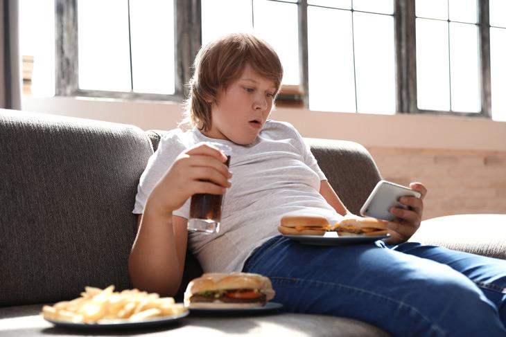 Ernährung - Uebergewicht Kinder