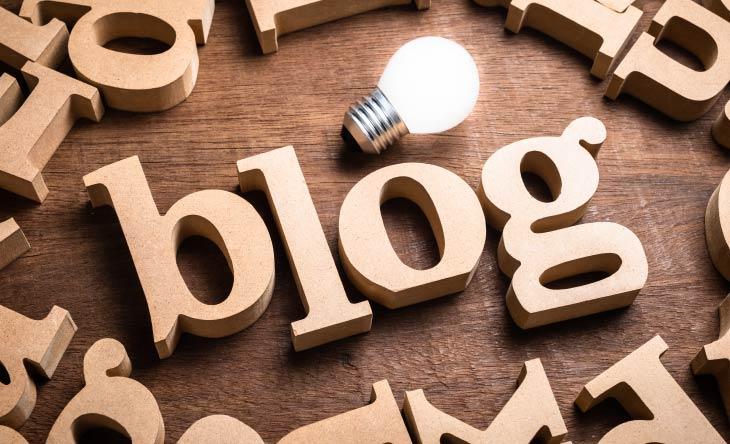 Thema für den Blog finden