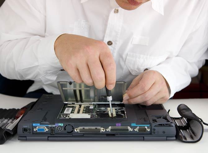 So funktioniert der Ausbau der alten Festplatte
