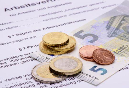 Stufenweise Erhöhung des Mindestlohns geplant