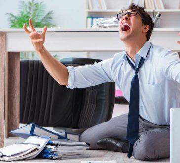 Top 5 der häufigsten Fehler bei der Bürogestaltung