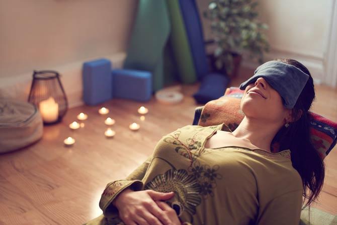 Die geführte Meditation