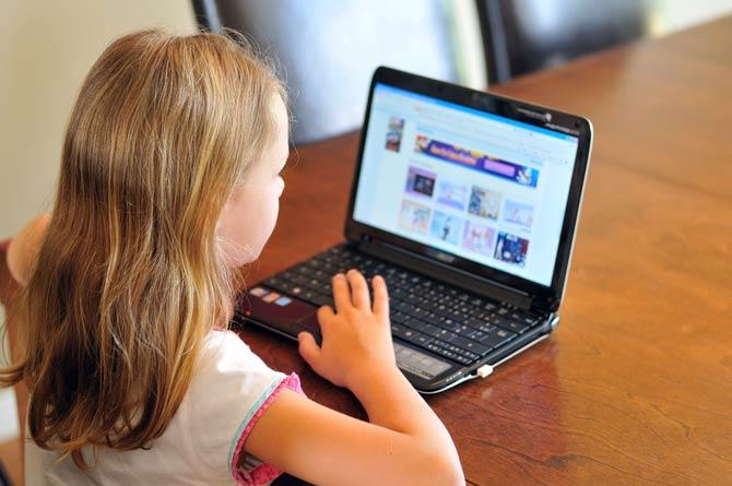 Geräte sichern - Kinder und Internet