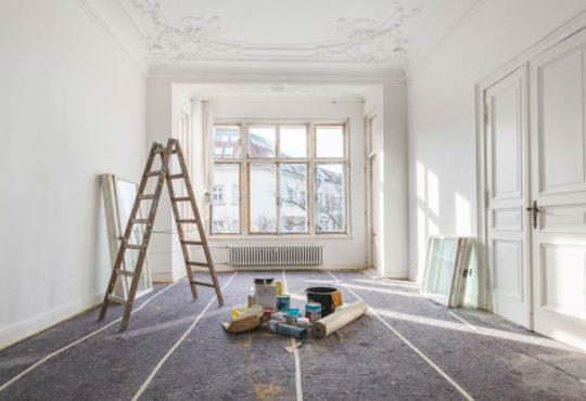 Renovierungsbedürftige Immobilie kaufen und renovieren,