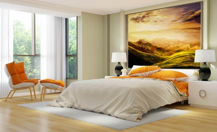 Wasserbetten - Hält der Deckenboden das hohe Gewicht aus?