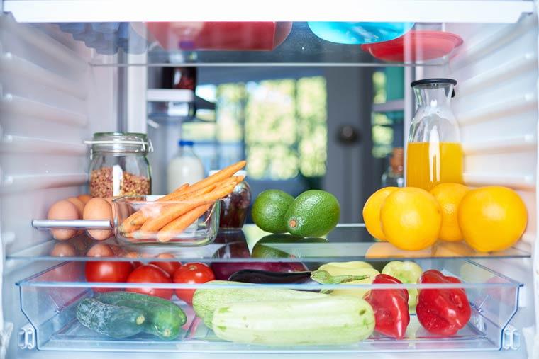 Energieeffizienz - Kühlschrank