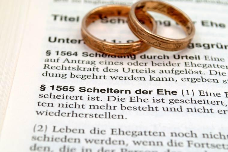 Fremdgehen in Deutschland - 1565 BGB