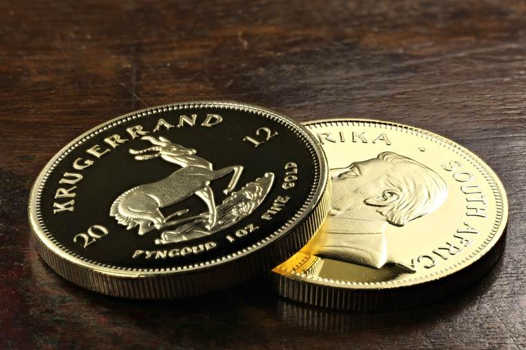 Geldanlage Goldmünzen