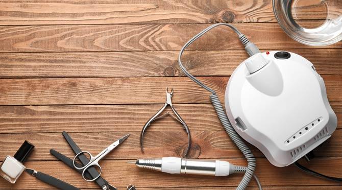Hochwertige Fußpflege Geräte für Zuhause