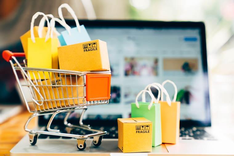Internethändler - Rechnungskauf
