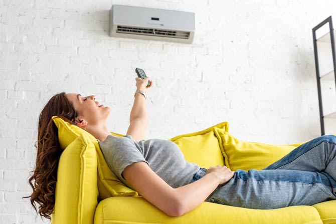 Klimaanlage - Abkühlung in den eigenen vier Wänden