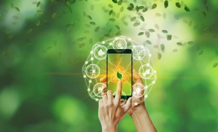 Mehr Umweltschutz durch steigende Digitalisierung