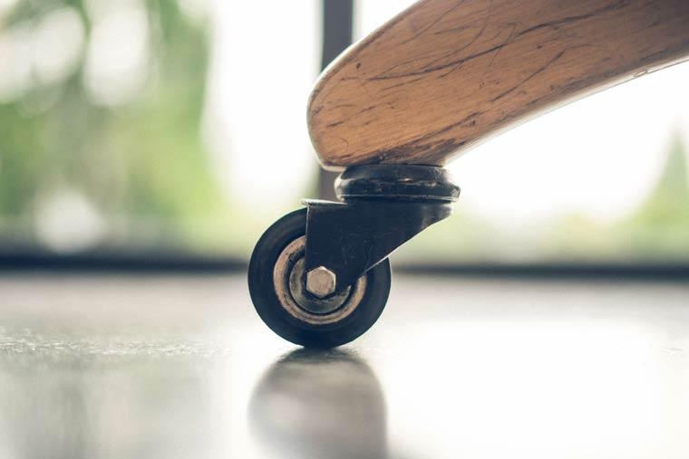 Vorteile flexibel bewegbarer Möbel