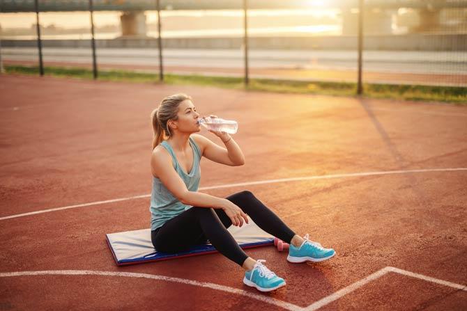 Der Körper benötigt nach dem Training Erholung