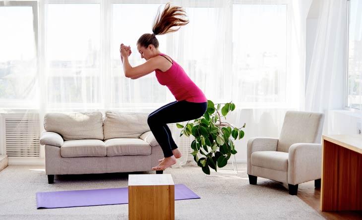 Wie man die eigene Sprungkraft steigert