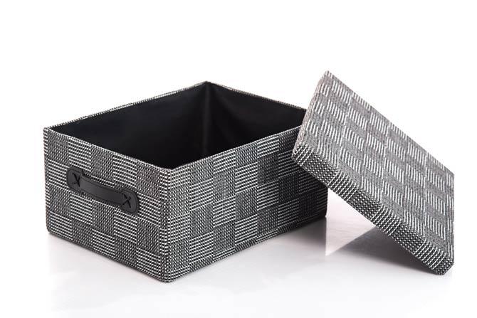 Mehr Stauraum durch aufgewertete Schuhkartons