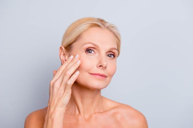 Gesichtswasser für reife Haut