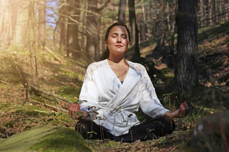 Gesundheitliche Auswirkungen - Waldbaden - Shinrin Yoku