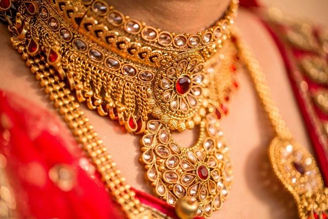 Hochzeitssaison in Indien beeinflusst Goldpreis