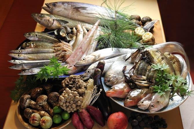 Japaner konsumieren viel Fisch