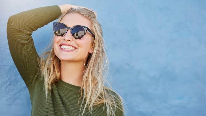 Neue Gläser für die Sonnenbrille