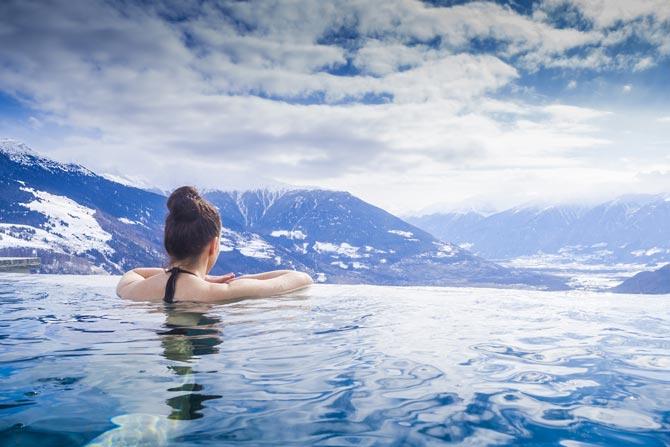 Schweizer machen Urlaub im Heimatland