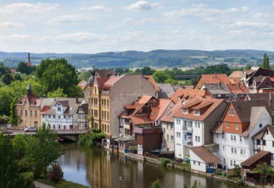 Stabiler Immobilienmarkt in Hessen