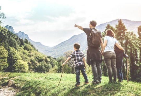 Viele Weltenbummler zieht es in die Berge