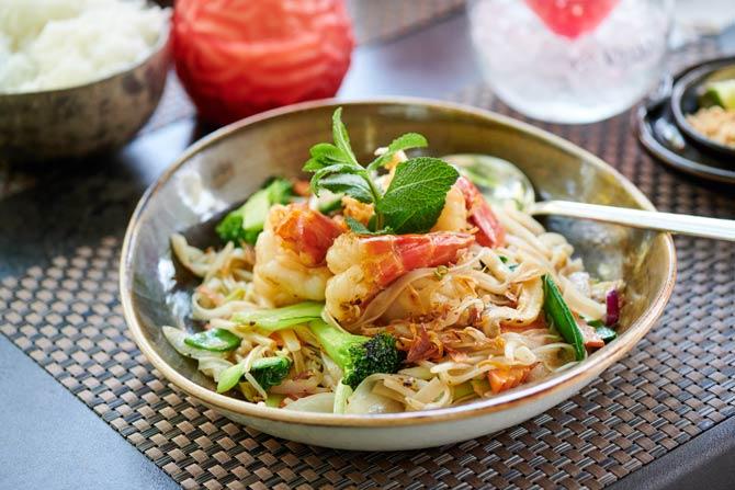 Vietnamesische Küche setzt auf Frische