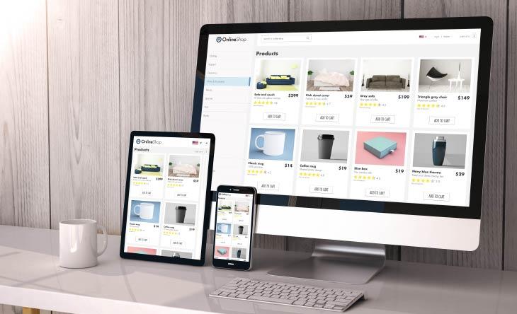 Aufbau einer Webseite