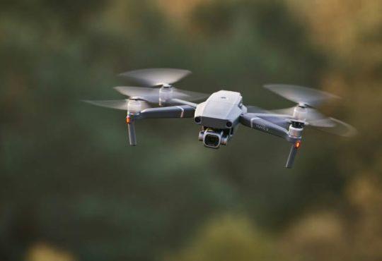 Drohnen mit Kamera im Vergleich
