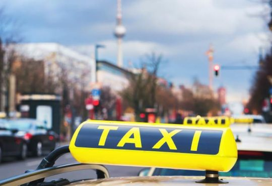 Taxikosten in Berlin