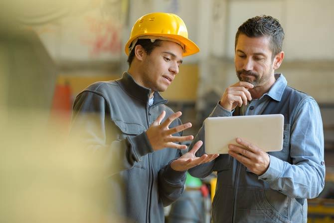 Angestellten-Status bietet Sicherheit