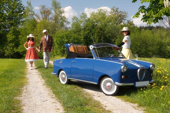 Cabriolet - 50er Jahre
