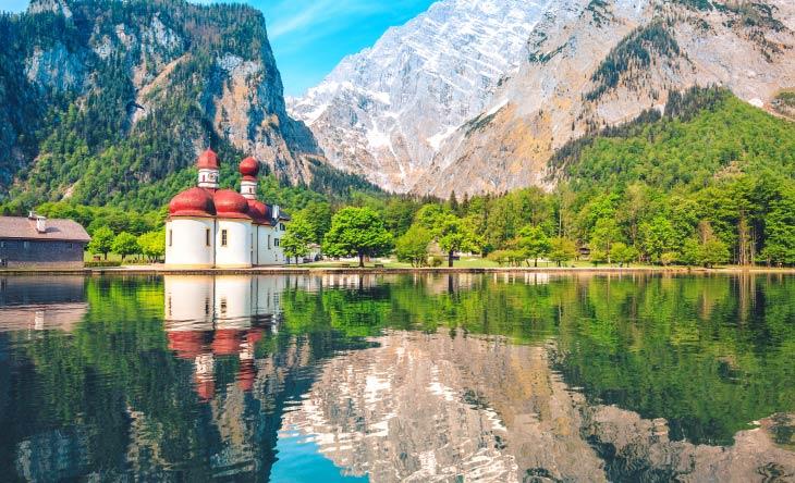 Die schönsten Nationalparks Deutschlands